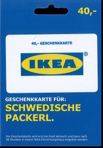 Ikea 40 Sts