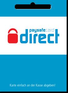 Paysafecard direct