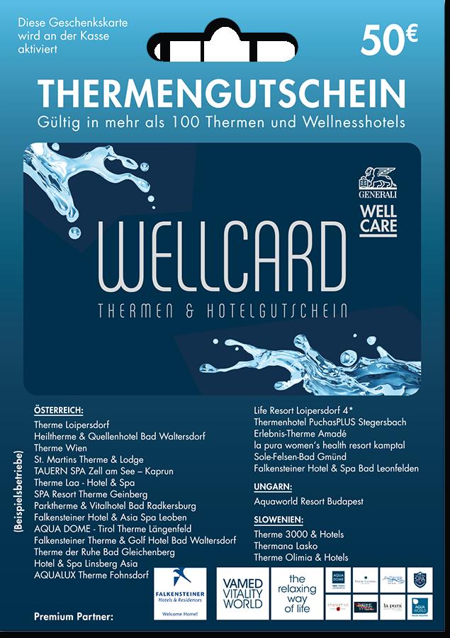 Wellcard50
