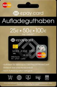 epaycard_Aufladeguthaben