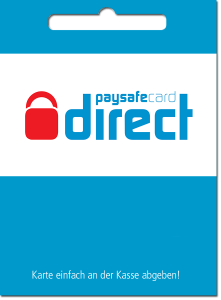 Paysafecard direct