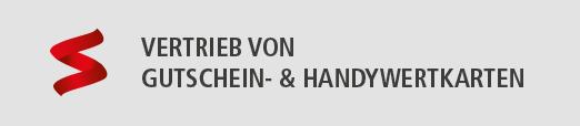 Vertrieb von Gutschein- & Handywertkarten